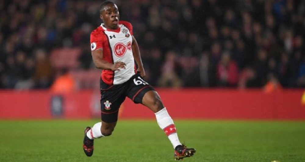 Former Ryan FC player Michael Obafemi makes Premier League debut