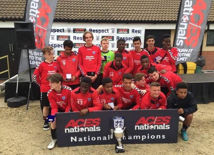 RYAN FC u15s the BEST Team in ENGLAND